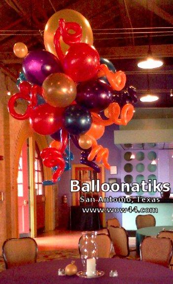 Balloonatiks Balloon Delivery Amp Balloon Decoration San